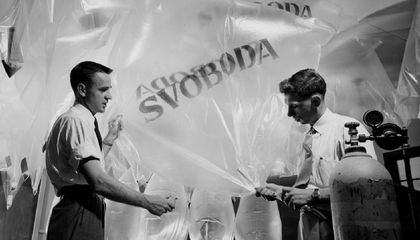 Balloons of the Cold War
