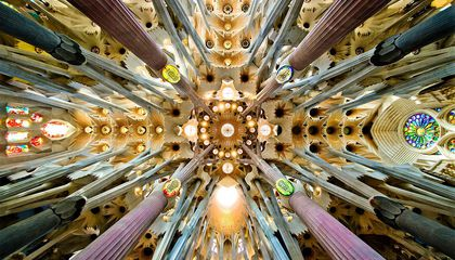 137 Years After Construction Began, La Sagrada Familia Receives Building Permit