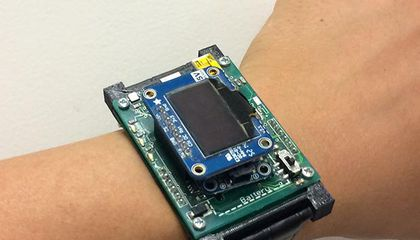 A Blood-Monitoring Device Inspired by Mosquitoes