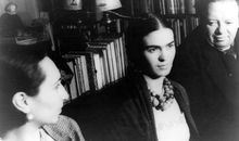 Found: Potential Recording of Frida Kahlo's Voice