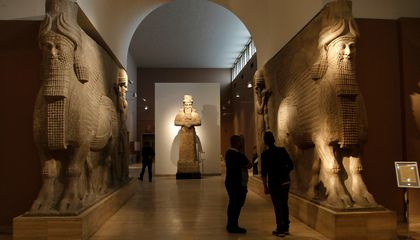 Museums Issue Most-Threatened List of Iraqi Treasures