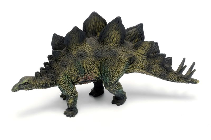 Triceratops Dinosaur 2007 Toys & Hobbies Toy Major Trading Co Ltd Bracing Up The Whole System And Strengthening It Animals & Dinosaurs