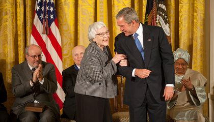 Unpublished Harper Lee Letters Purchased at Auction Share Intimate Reflections