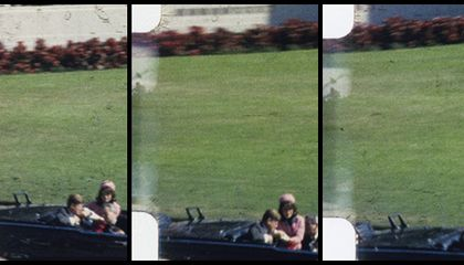 What Does the Zapruder Film Really Tell Us?