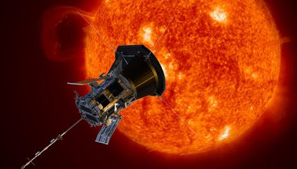 NASA's Parker Solar Probe Measures Radio Signal in Venus' Upper Atmosphere