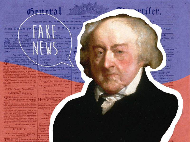 "The Age-Old Problem of ""Fake News"" 