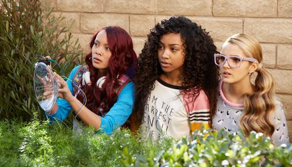 Image: New TV show puts smart girls in spotlight