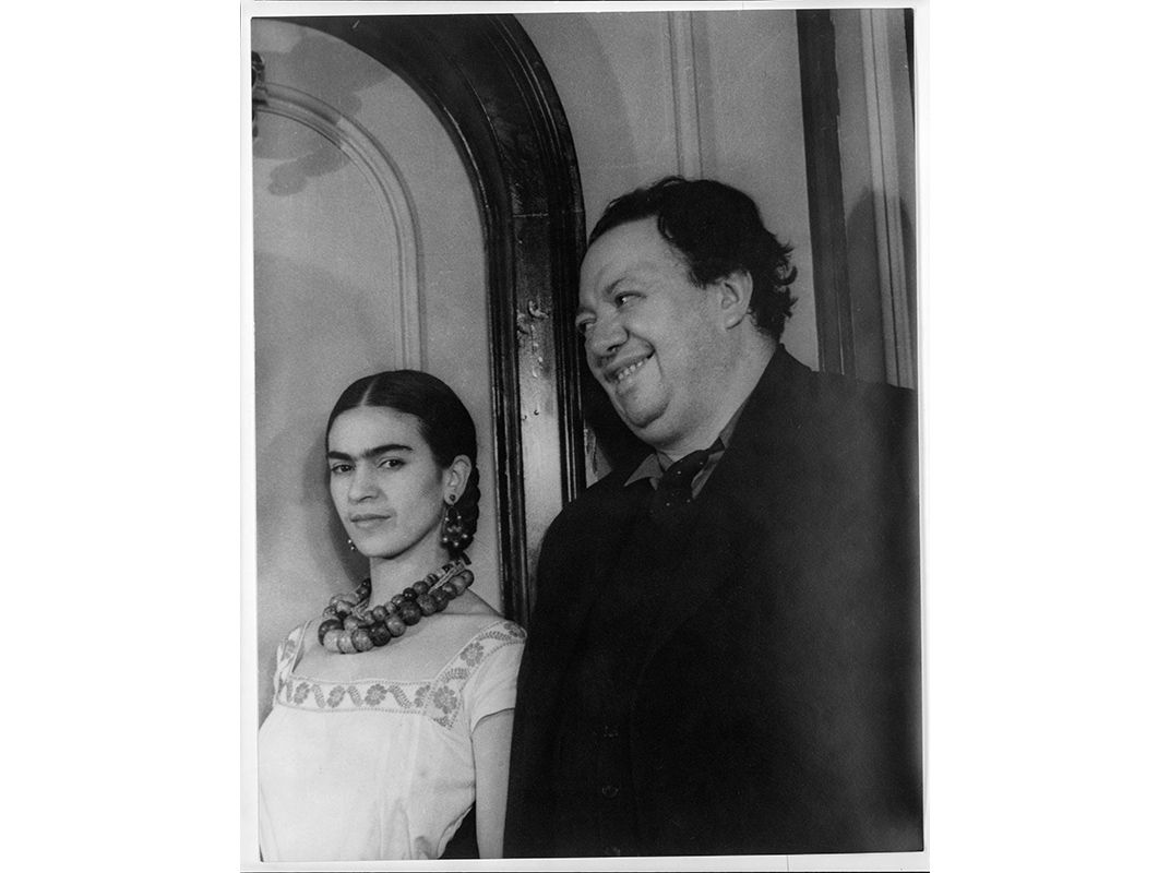 How Frida Kahlo's Love Letter Shaped Romance for Punk Poet Patti Smith