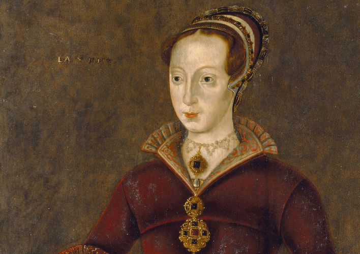 Caption: The Tragic Story of England's Nine-Day Queen