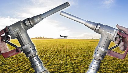 The Fight Over Avgas
