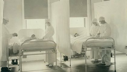 Ten Myths About the 1918 Flu Pandemic