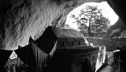 A Legendary Photographer Visits an Isolated Christian Community in Ethiopia