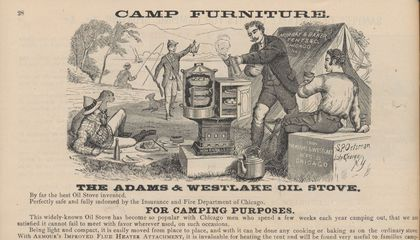 Roughing It in the 19th Century