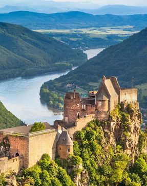 Preview thumbnail for video 'Cruise the Danube River with Smithsonian Journeys