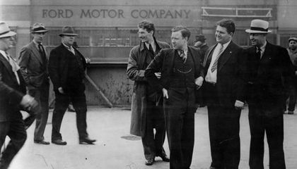 How the Ford Motor Company Won a Battle and Lost Ground