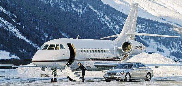 Ride-Sharing With the Rich | Flight Today | Air & Space Magazine