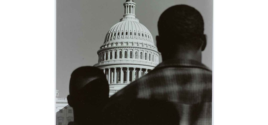 Caption: The Unity—and Defiance—of the Million Man March