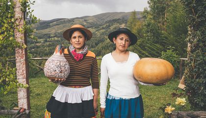 A Look Behind the Peruvian Art of Gourd Carving