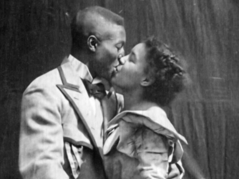 Found The Earliest Cinematic Depiction Of A Black Couple Kissing