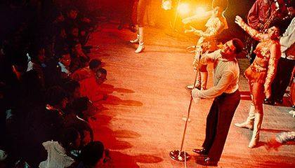 James Brown Apollo Theater