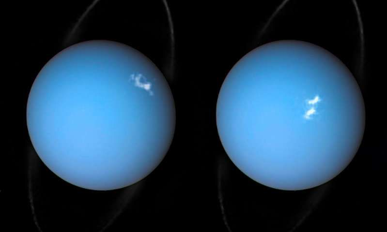 Magnetic Field Around Uranus Are A Chaotic Mess Smart News