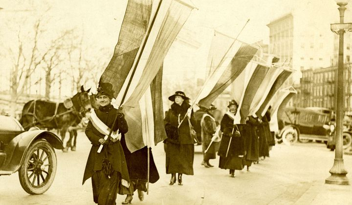 The Complex History of Women's Suffrage