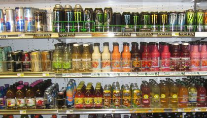 Energy Drinks: Wassup With Supplements?