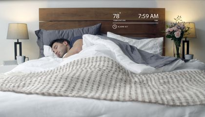 "A ""Smart"" Mattress Cover and Other Wild Ideas That Just Got Funded"