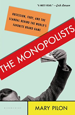 Preview thumbnail for video 'The Monopolists: Obsession, Fury, and the Scandal Behind the World's Favorite Board Game