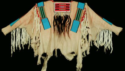 The Long Journey of Chief Joseph's War Shirt