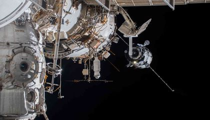 The International Space Station Just Became a Powerful Tool for Tracking Animal Migration