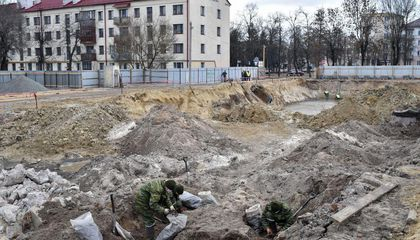 Nazi-Era Mass Grave Found in Former Jewish Ghetto in Belarus