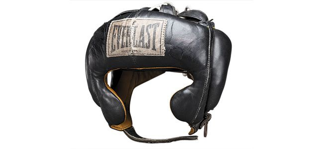 Muhammad Ali headgear