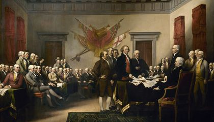 At Its Core, the Declaration of Independence Was a Plea for Help From Britain's Enemies