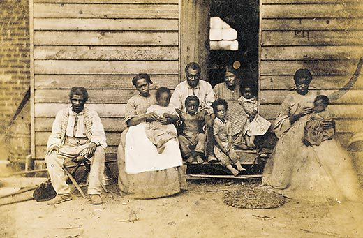 1861 Possibly In Virginia The Heart And Soul Of The Secession Argument Was Slavery And Race Says Historian Emory Thomas