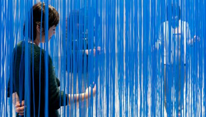 Treat Your Senses to Hirshhorn's New Suprasensorial Exhibition