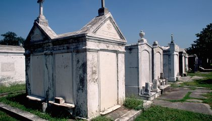 Volunteers are Struggling to Maintain New Orleans' Iconic Tombs