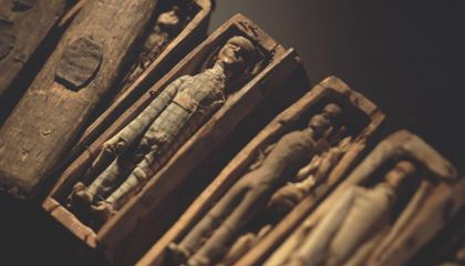 Edinburgh's Mysterious Miniature Coffins