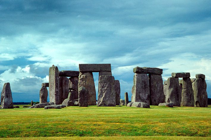 Did Stonehenge's Builders Use Lard to Move Its Boulders Into Place?