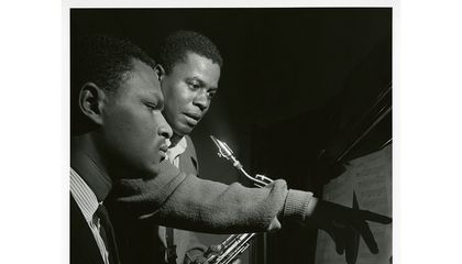 These Rarely Seen Images Show Jazz Greats Pouring Out Their Hearts