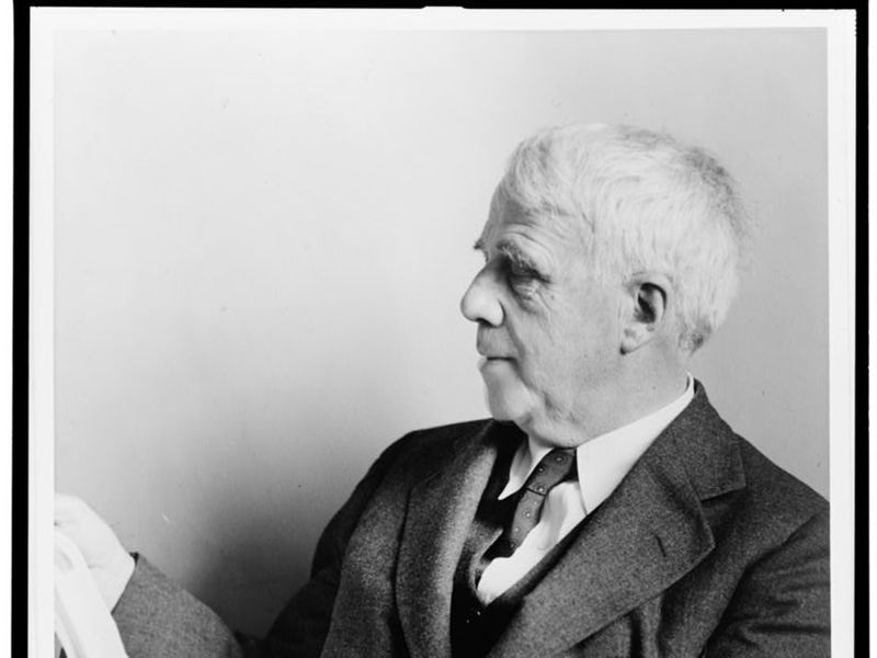 Listen To Robert Frost Read His Poems Smart News Smithsonian