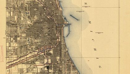 A Treasure Trove of Old Maps at Your Fingertips