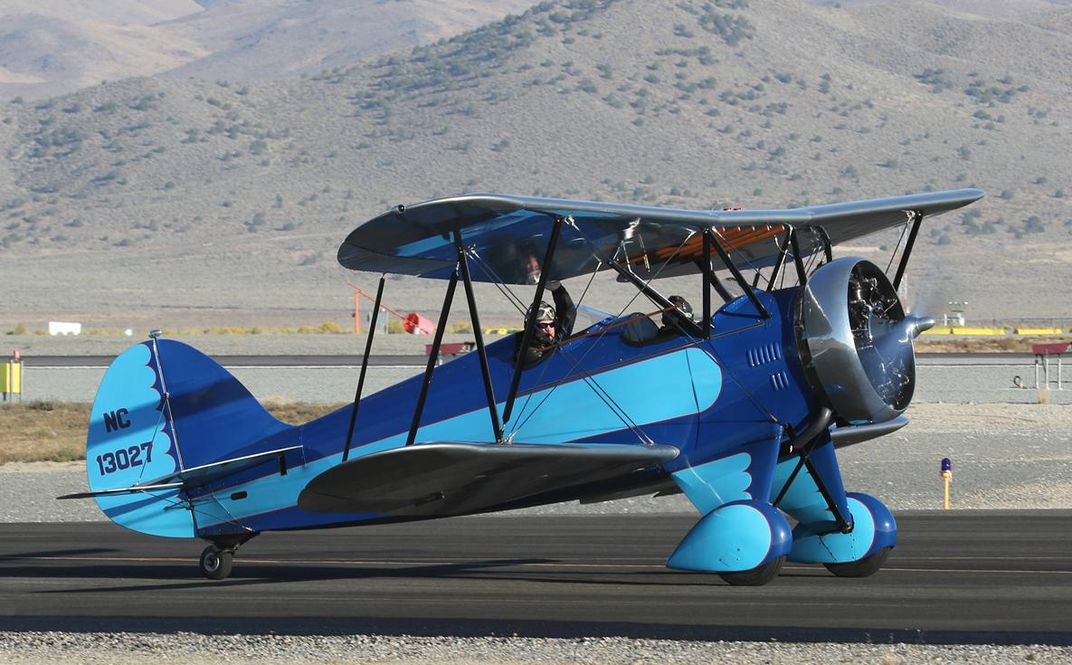 Historic Airplane Competition To Skip Reno, But There's