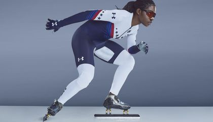 Look at the High-Tech Gear Olympians Will Be Wearing