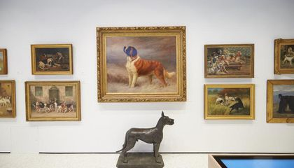 Museum of the Dog Takes Manhattan