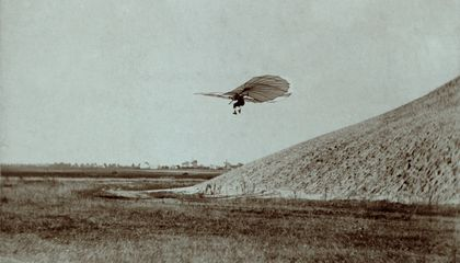 The Last Words of Otto Lilienthal