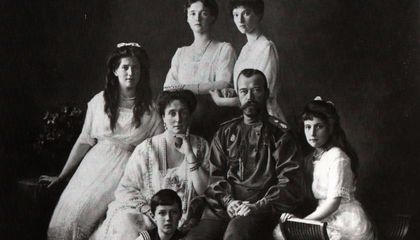 DNA Analysis Confirms Authenticity of Romanovs' Remains