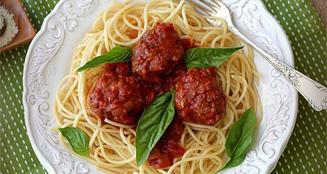 Is Spaghetti And Meatballs Italian Arts Culture Smithsonian