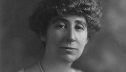 Today We Honor the Only Woman Who Ever Voted to Give U.S. Women the Right to Vote
