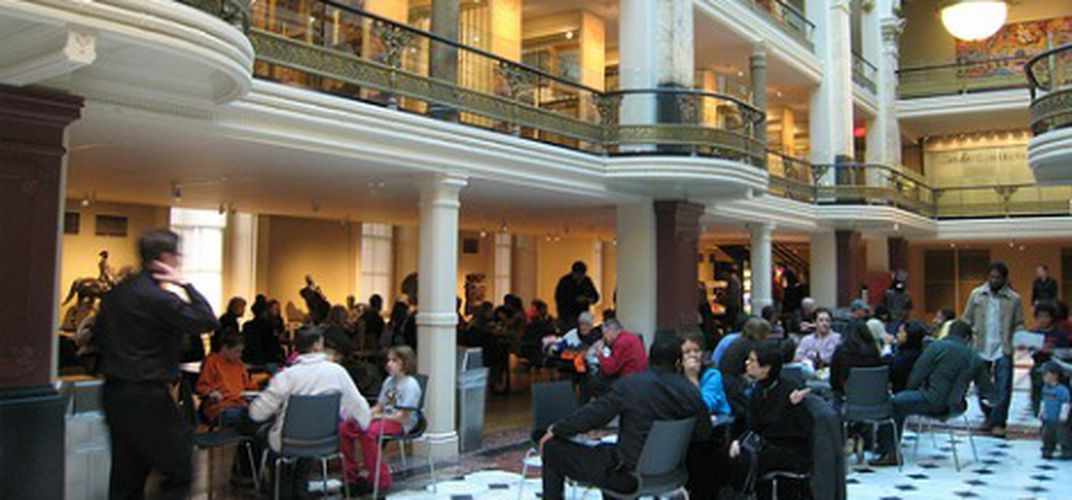 The Luce Foundation Center, Smithsonian American Art Museum